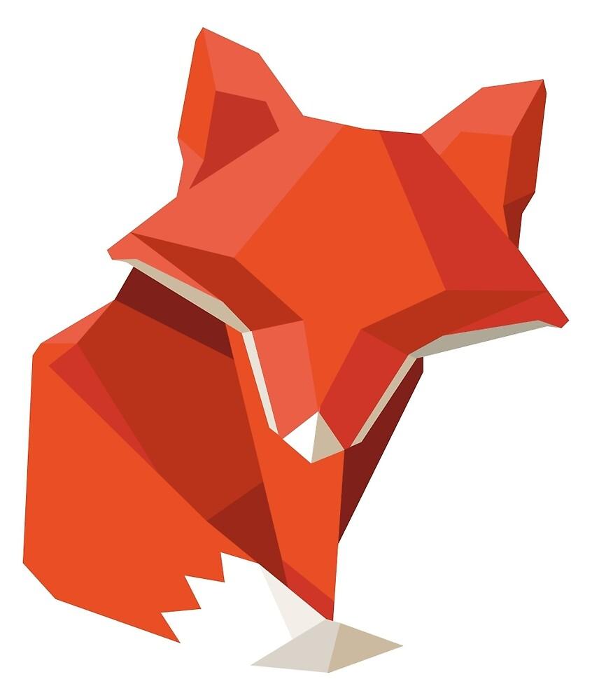 fox by Mangas88