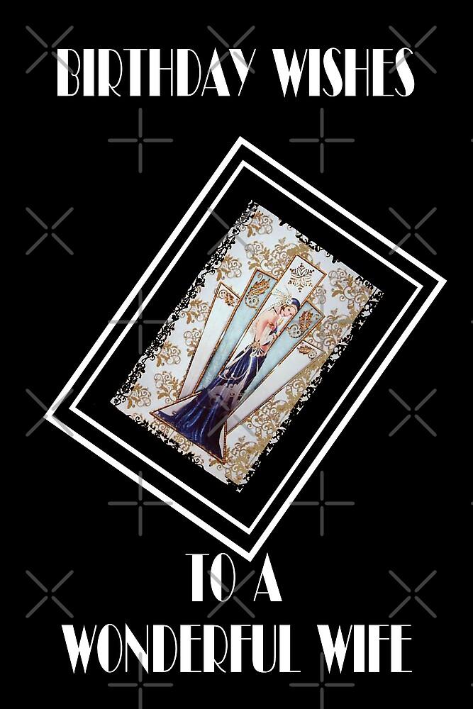 Art Deco   by Catherine Hamilton-Veal  ©