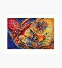 The Chagall Dreams II Art Print