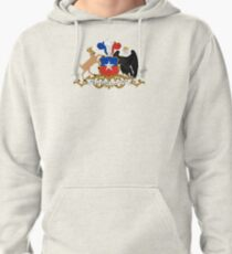 Coat of Arms of Chile Pullover Hoodie
