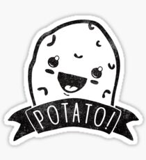 POTATO! Sticker