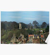 Richmond, Yorkshire Poster