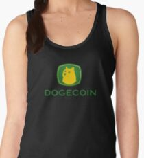 Dogecoin inspired by John Deere Women's Tank Top