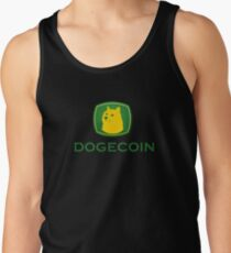 Dogecoin inspired by John Deere Tank Top