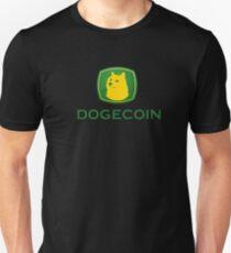 Dogecoin inspired by John Deere Unisex T-Shirt