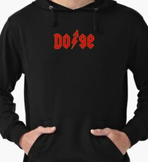 Dogecoin inspired by AC/DC Lightweight Hoodie