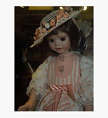 Collectible Dolls...... Photographic Print