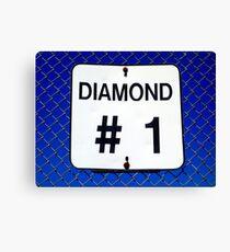 Diamond 1 Canvas Print