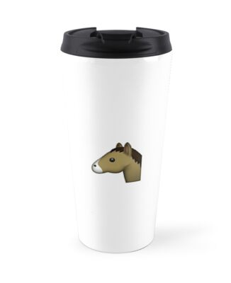 Horse Emoji by Brogy2323