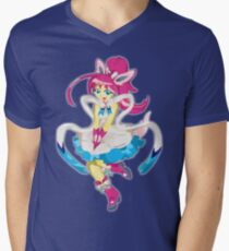 Sylveon - Gijinka Men's V-Neck T-Shirt