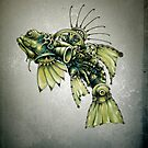 Kinetic Seafood by CatLauncher