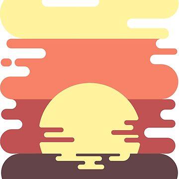Sunset by AlexFilipe
