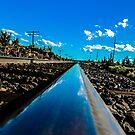 Tracks to Terrebonne by Richard Bozarth