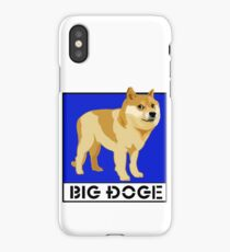 """Dogecoin inspired by """"Big Dogs"""" iPhone Case"""