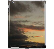 Stormy Sunset iPad Case/Skin