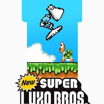 Super Luxo Bros. by m1a2