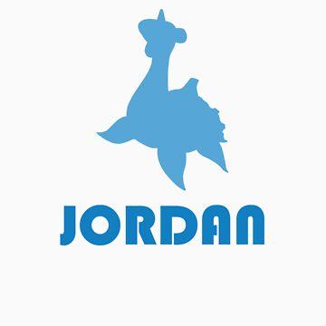 AIR JORDAN LAPRAS by PjMann