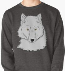 Gray Wolf Pullover