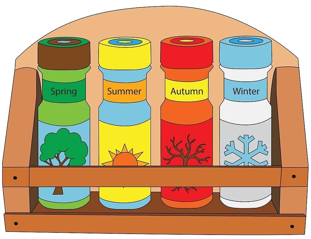 Seasons by CTsefrekas