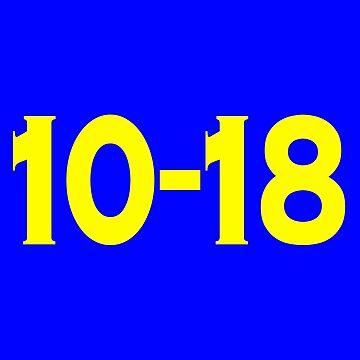 10-18 Warriors by ericjohanes