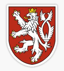 Bohemia Coat of Arms  Sticker