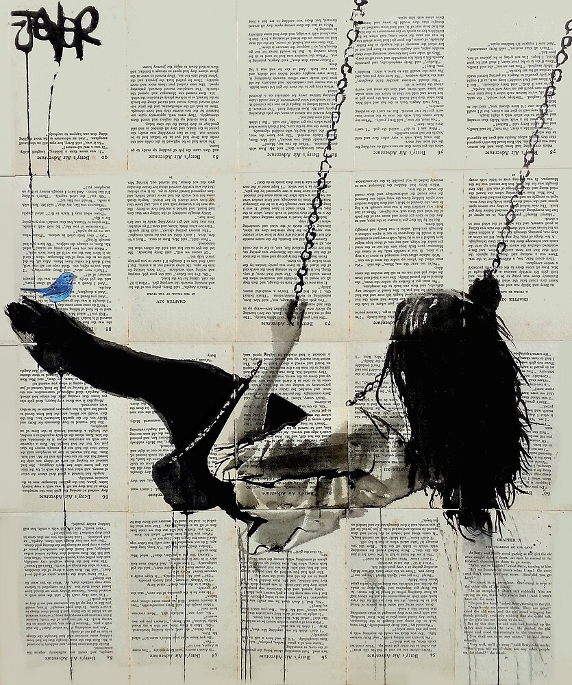 where nothing matters at all by Loui  Jover