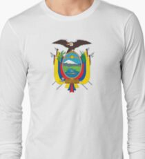 Coat of Arms of Ecuador  T-Shirt