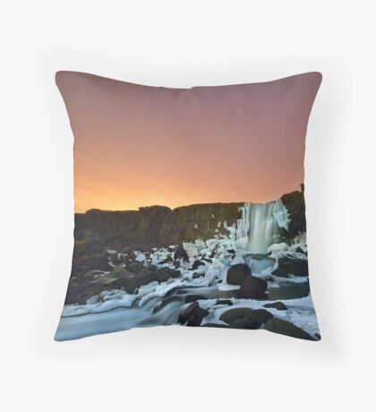 10 Minutes Of Magic Throw Pillow