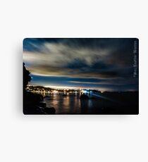 Across the Bay Canvas Print