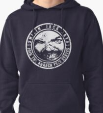 Smilin' Jack and the Anarch Free States Pullover Hoodie