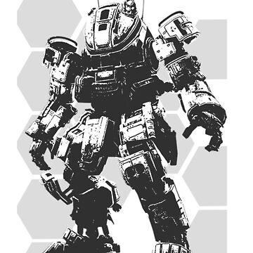 "Titan  ""Ogre"" Case (White) by 7KGaming"