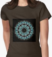 Nirvana Womens Fitted T-Shirt