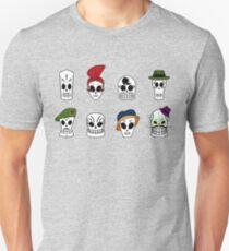 Grim Fandango Skulls T-Shirt
