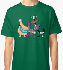 Aaahh!!! Real Monsters! Classic T-Shirt