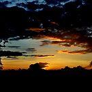 Sunset in Bavaria by Daidalos