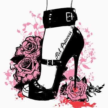 Princess of Feet by myFEETish
