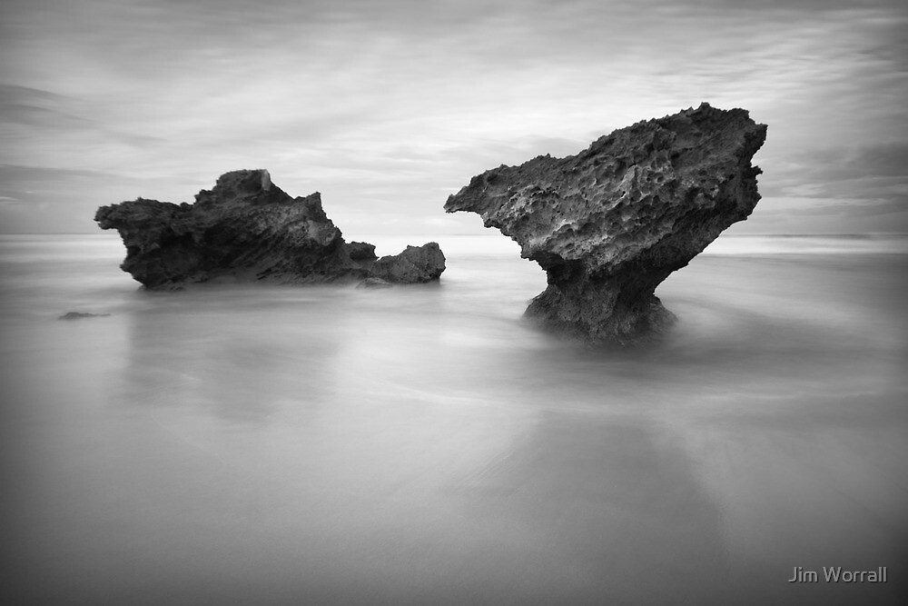 A Montfort Morn by Jim Worrall