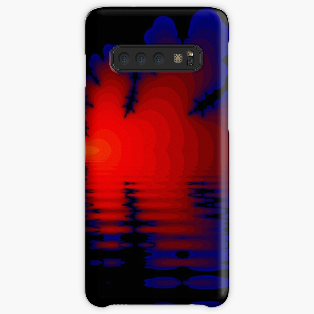 Fire and Water Case & Skin for Samsung Galaxy