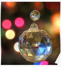 Reflections of a Crystal Ball Poster