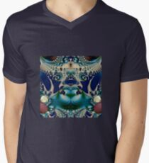 Jabba Mens V-Neck T-Shirt