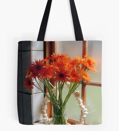 THE BATHROOM WINDOW Tote Bag