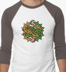 Plumber Auryn Men's Baseball ¾ T-Shirt