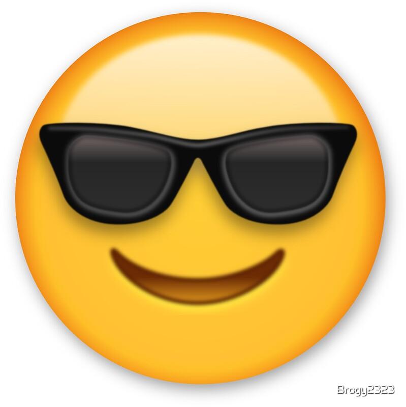 Single Line Emoji Art : Cool sunglasses emoji shirt louisiana bucket brigade