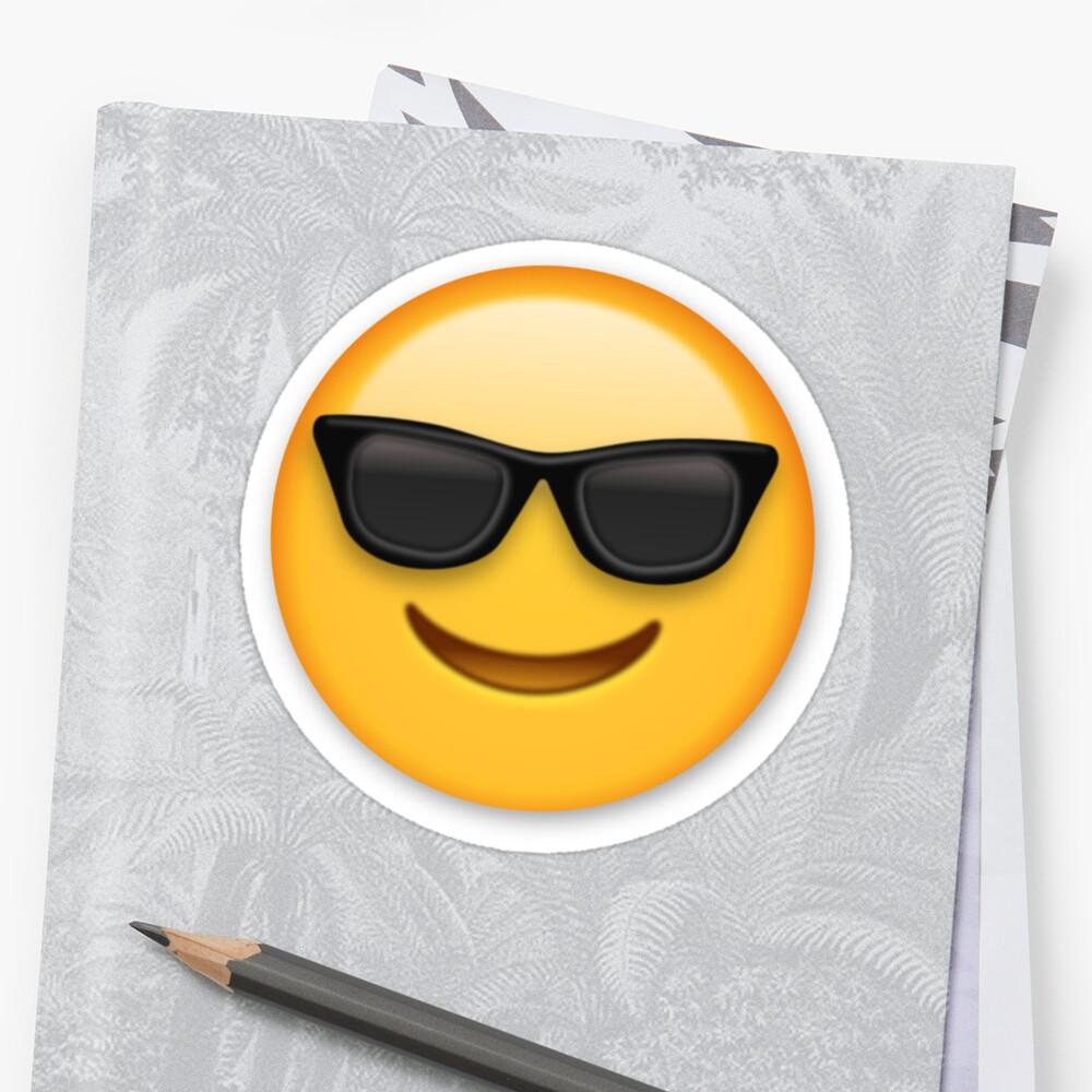Sunglasses Emoji by Brogy2323