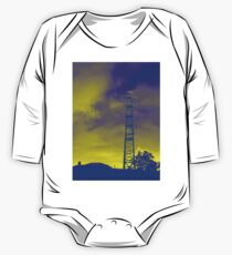 Psychedelic pylon One Piece - Long Sleeve