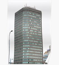 Capital Tower , Cardiff Poster