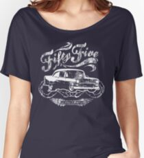 Fifty Five V1 Women's Relaxed Fit T-Shirt