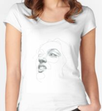 Clarity Women's Fitted Scoop T-Shirt