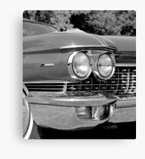 Classic Car (black&white) Canvas Print