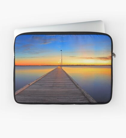 Como Jetty - Western Australia  Laptop Sleeve
